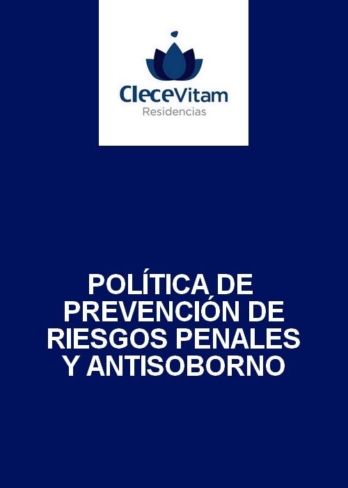 Política Prevención